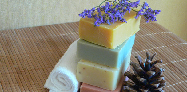 Why Handmade Soaps?